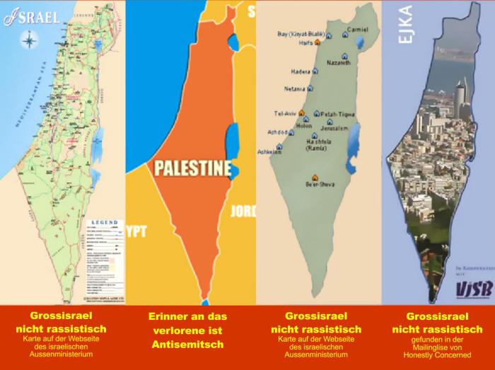 israel palästina karte Karten   Palästina ist verschwunden.