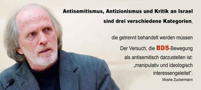 Zionismus - Antizionismus - Antisemitismus - Rassismus